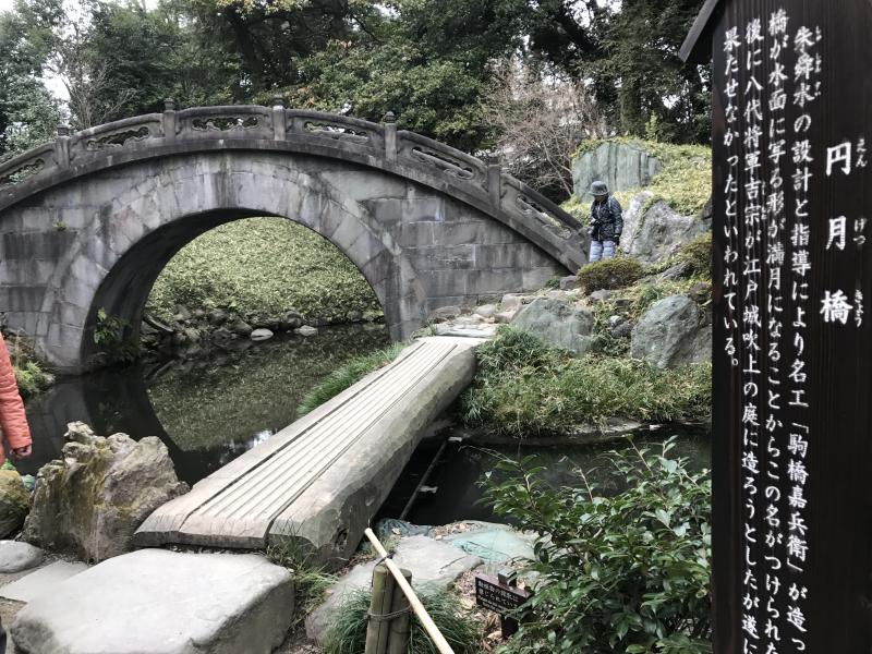仿唐朝拱橋